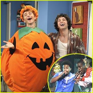 Halloween Gets 'So Random' with Iyaz!