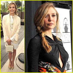 Elizabeth Olsen: 'Trent Is Stupid Talented'