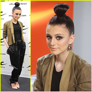 Cher Lloyd: Obsessed With AlunaGeorge
