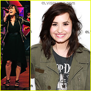 Demi Lovato: 'Heart Attack' on Live! with Kelly & Michael!
