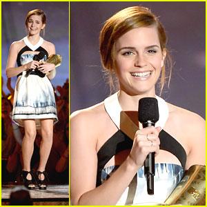 Emma Watson -- MTV Movie Awards 2013