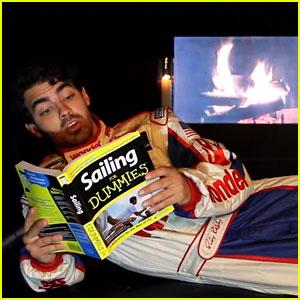 Joe Jonas Responds to Fan's Formal Invite - Watch Now!