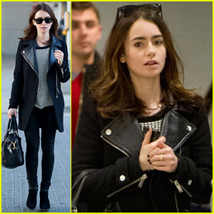 Lily Collins: I Want to Work With Sandra Bullock Again
