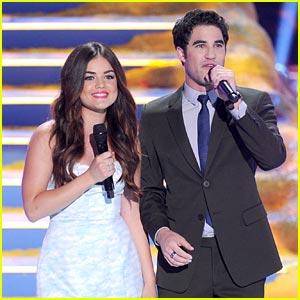Darren Criss: Teen Choice Awards 2013 Host!