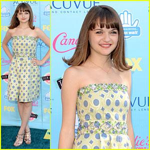 Joey King - Teen Choice Awards 2013