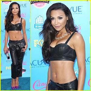 Naya Rivera - Teen Choice Awards 2013