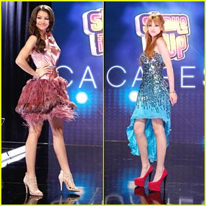 Zendaya & Bella Thorne: 'Shake It Up' Finale Tonight!