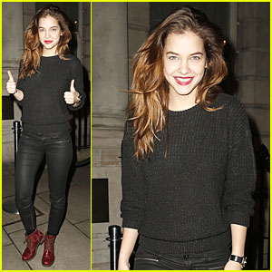 Barbara Palvin Steps Out After Split from Niall Horan