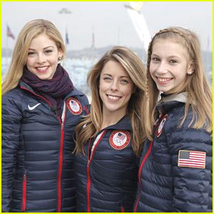 Team USA's Ashley Wagner, Gracie Gold & Polina Edmunds Sound Off About Skating Scoring System