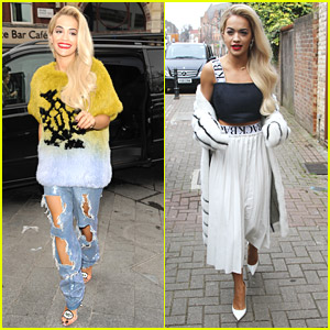Rita Ora Makes Radio Rounds Promoting 'I Will Never Let You Down' Video; Shares Snippet!