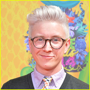 Tyler Oakley Helped Raise Over $500,000 for The Trevor Project for His Birthday!