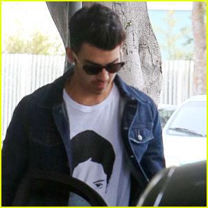 Joe Jonas is 'Hiding From Your Lies'!