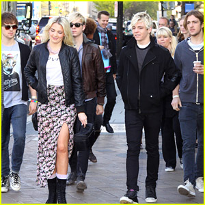 R5 Play At White House Easter Egg Roll 2014!