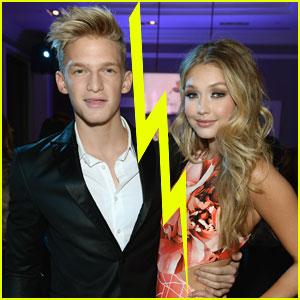 Cody Simpson & Gigi Hadid Call it Quits! (Exclusive)