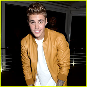 Justin Bieber Parties the Night Away in Cannes!