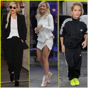 Rita Ora Loves Cara Delevingne 'Now & Forever'!