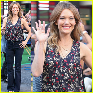 Amy Purdy Talks Showing Skin for ESPN's Body Issue on 'GMA'