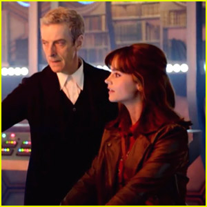 A New Trailer for 'Doctor Who' Was Just Released & JJJ Can Hardly Wait for August!