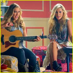 Maddie & Tae's 'Girl in a Country Song' Music Video - Watch it Here!