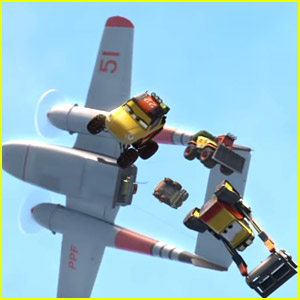 Watch Two New Clips from 'Planes: Fire & Rescue'!