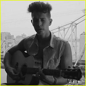 The Vamps' James McVey Sings Swoon-Worthy Cover of Ed Sheeran's 'Tenerife Sea' - Watch Now!