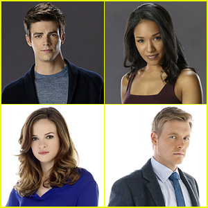 'The Flash' Cast Photos are Here & Two New Guest Stars Announced!