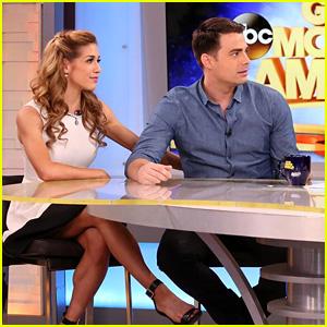 Jonathan Bennett on GMA: 'DWTS' Made Me Feel Alive Again!