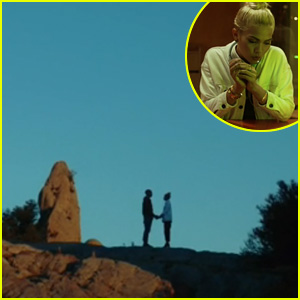 Hayley Kiyoko Brings the Emotion with 'This Side of Paradise' Music Video, Featuring Kendrick Sampson - Watch Now!