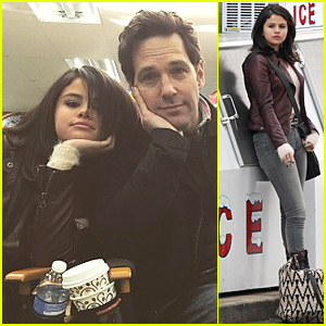 Selena Gomez Gets to Work on First Day of Shooting 'Revised Fundamentals of Caregiving'