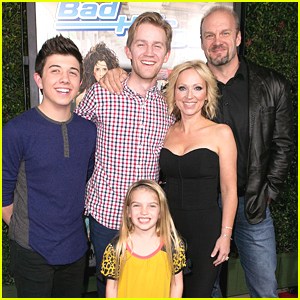 Leigh-Allyn Baker Brings A Little 'Good Luck' to 'Bad Hair Day' Premiere