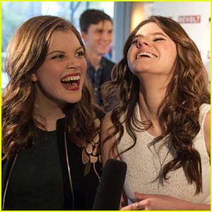 Georgie Henley & Kara Hayward Take 'Sisterhood Of The Night' To Atlanta Film Festival