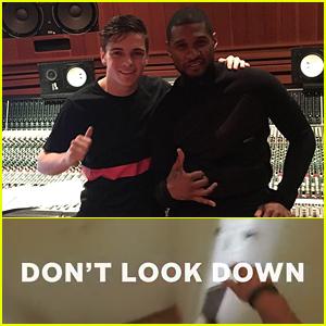 Martin Garrix's 'Don't Look Down' Video Feat. Usher - Watch Now!