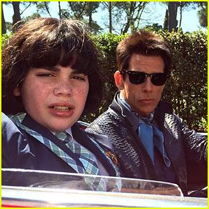Cyrus Arnold Lands Role as Zoolander's Son!