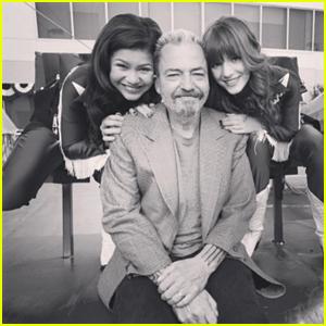 Zendaya & Bella Thorne Remember 'Shake It Up' Creator Chris Thompson on Instagram