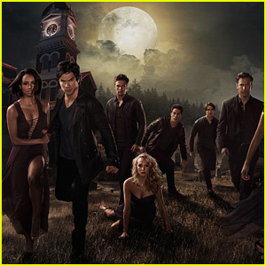 'Vampire Diaries' Stars Give Their Characters One Piece of Advice for Season Seven (JJJ Interview)