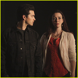The Vampire Diaries' Michael Malarkey & Annie Wersching Open Up About Enzo & Lily's Connection (JJJ Interview)