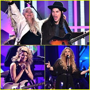 James Bay Performs 'Proud Mary' Duet with Elle King At Vh1's You Oughta Know Concert - Watch Here!