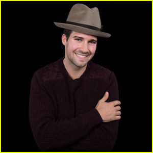 James Maslow is Working on His British Accent for 'Sherlock Holmes'