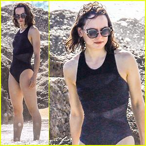 Pics daisy ridley bikini Daisy Ridley