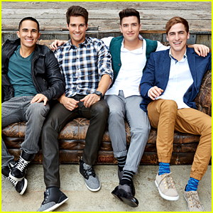 Could Big Time Rush Be Reuniting Soon? Kendall Schmidt Says...