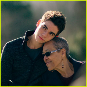 Cameron Boyce Celebrates Black History Month & Pays Tribute To 'The Clinton 12'