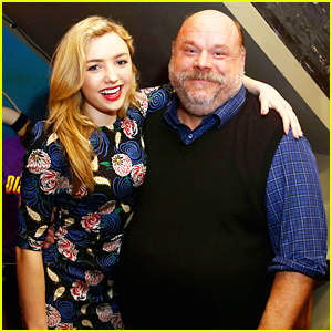 Jessie's Peyton List Reunites With Kevin Chamberlin in NYC
