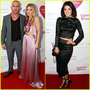 AnnaLynne McCord Gets Shenae Grimes' Support at Charity Launch