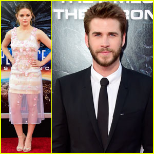 Joey King & Liam Hemsworth Premiere 'Independence Day: Resurgence' in Hollywood