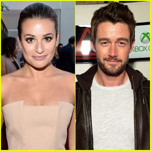 Lea Michele & Robert Buckley Reportedly Break Up