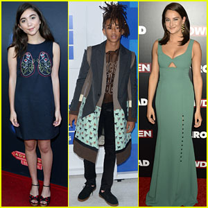 Rowan Blanchard & 11 Icons That Changed the World in 2016