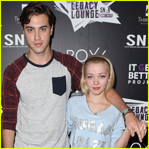 Ryan McCartan Implies That Dove Cameron's Claims About Him Are 'Gossip'