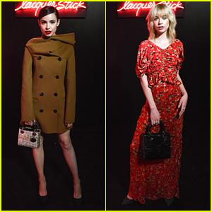 Sofia Carson Gives Us Drama For Dior Addict Launch
