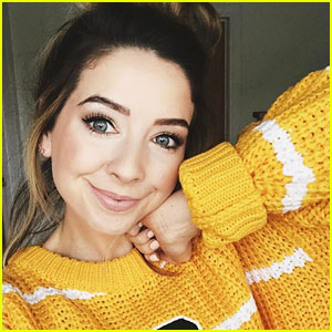 Zoella is Almost Unrecognizable in Hilarious Mirror Selfie from Her Teenage Years -- Pic Inside