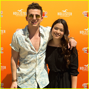 Charlie Puth & Piper Curda Team Up For Hollister's Summer Drop Event